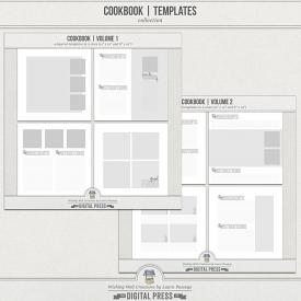 cookbook template collection