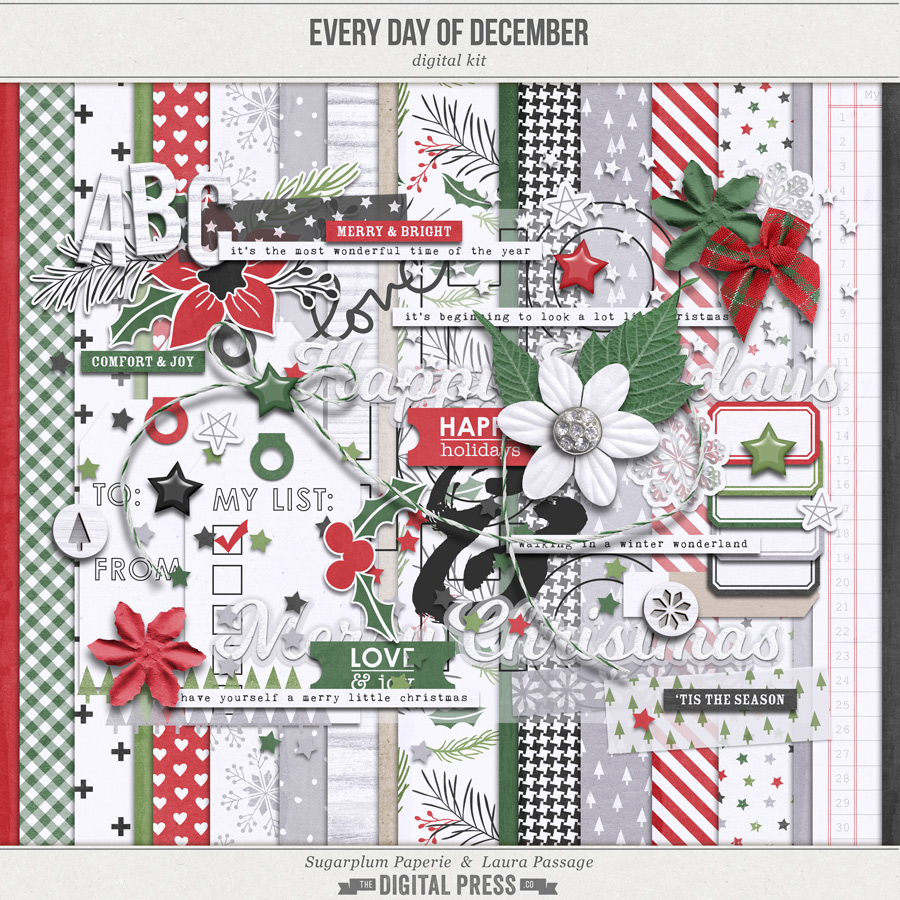 Every Day of December | Kit