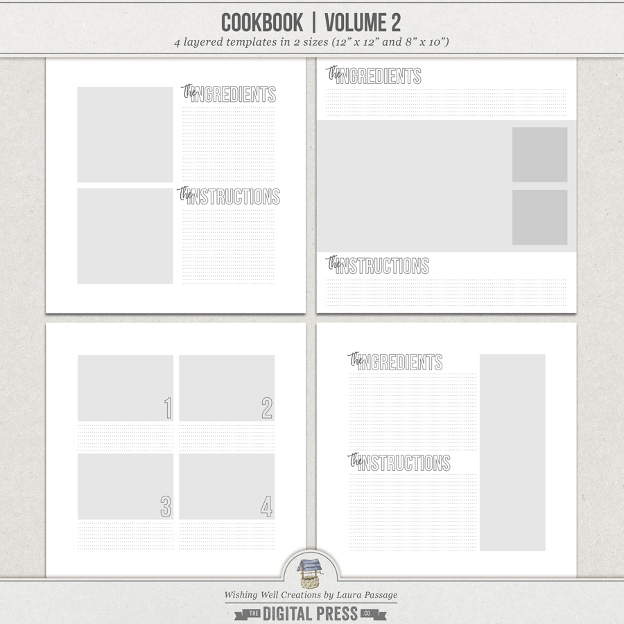 Cookbook (Volume 2) | Templates