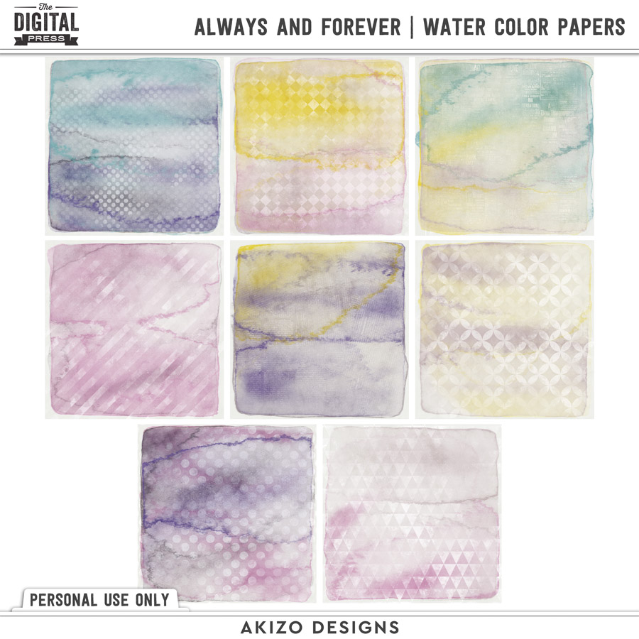 Water Color Papers