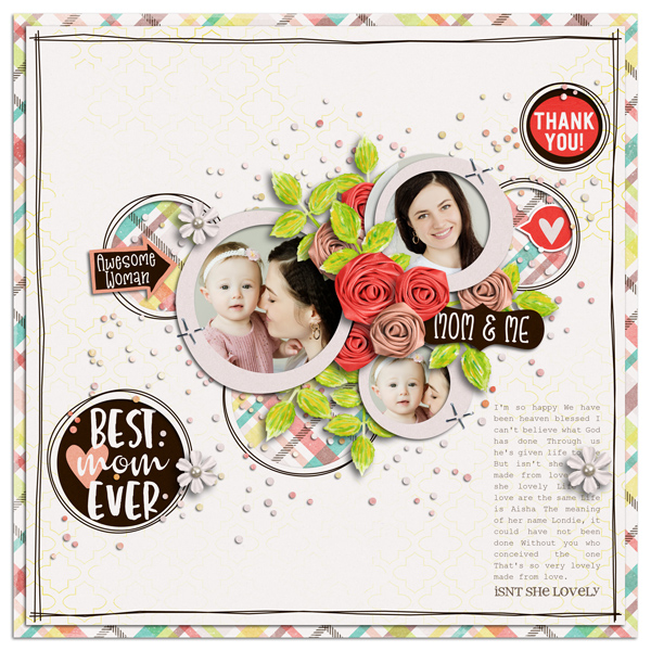 Something Wonderful | Collection, Paper Play 16 | Templates