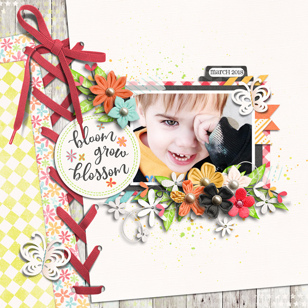 Paper Play 22 Template