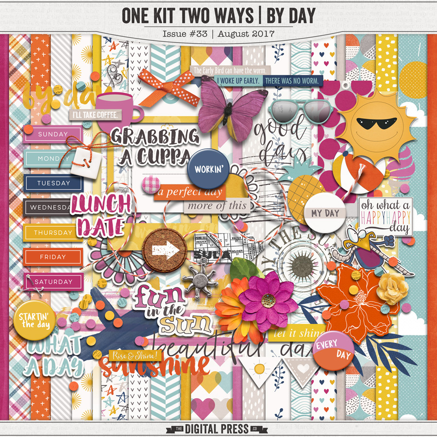 One Kit Two Ways | By Day Kit
