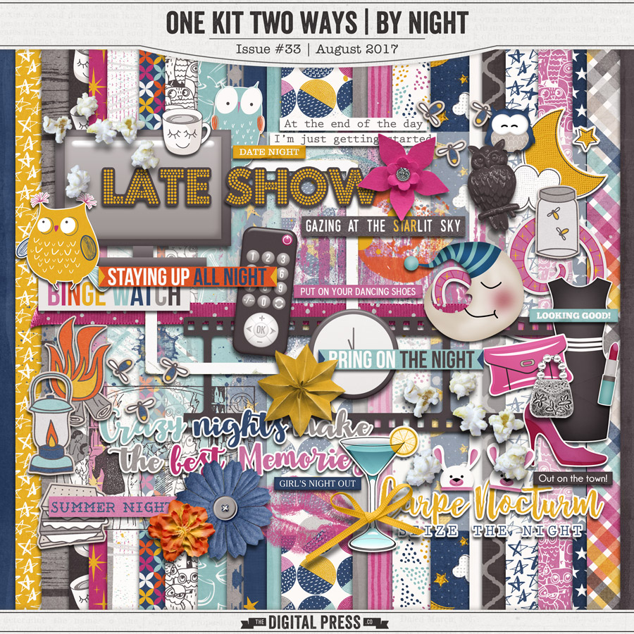 One Kit Two Ways | By Night Kit