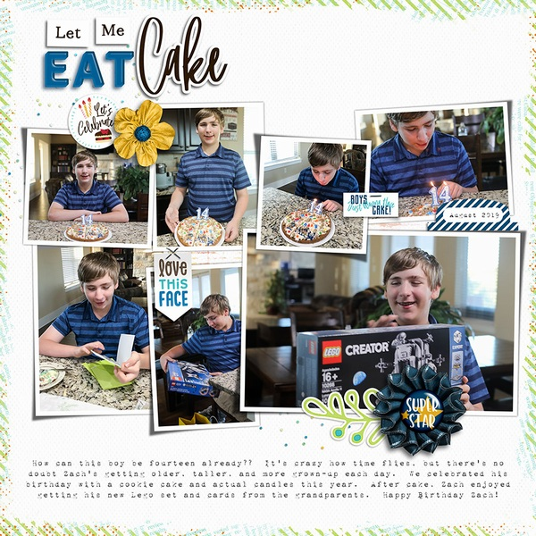 Layout by Robin (Photo Addict 05 | Templates)