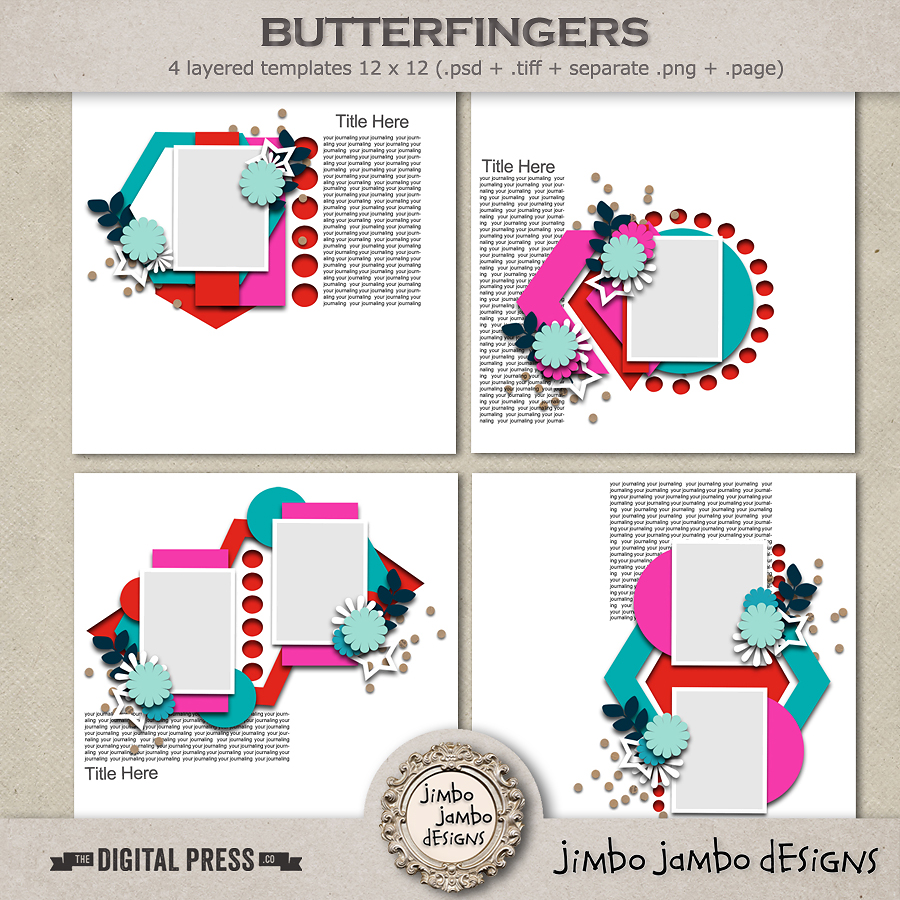Butterfingers | Templates