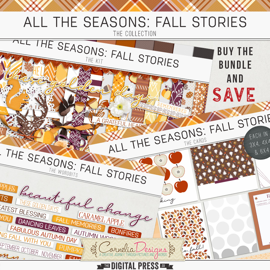 ALL THE SEASONS: FALL STORIES | COLLECTION