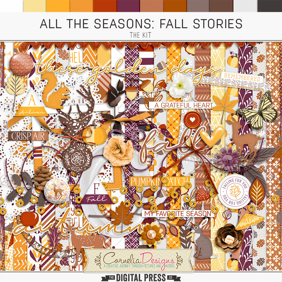 ALL THE SEASONS: FALL STORIES | KIT