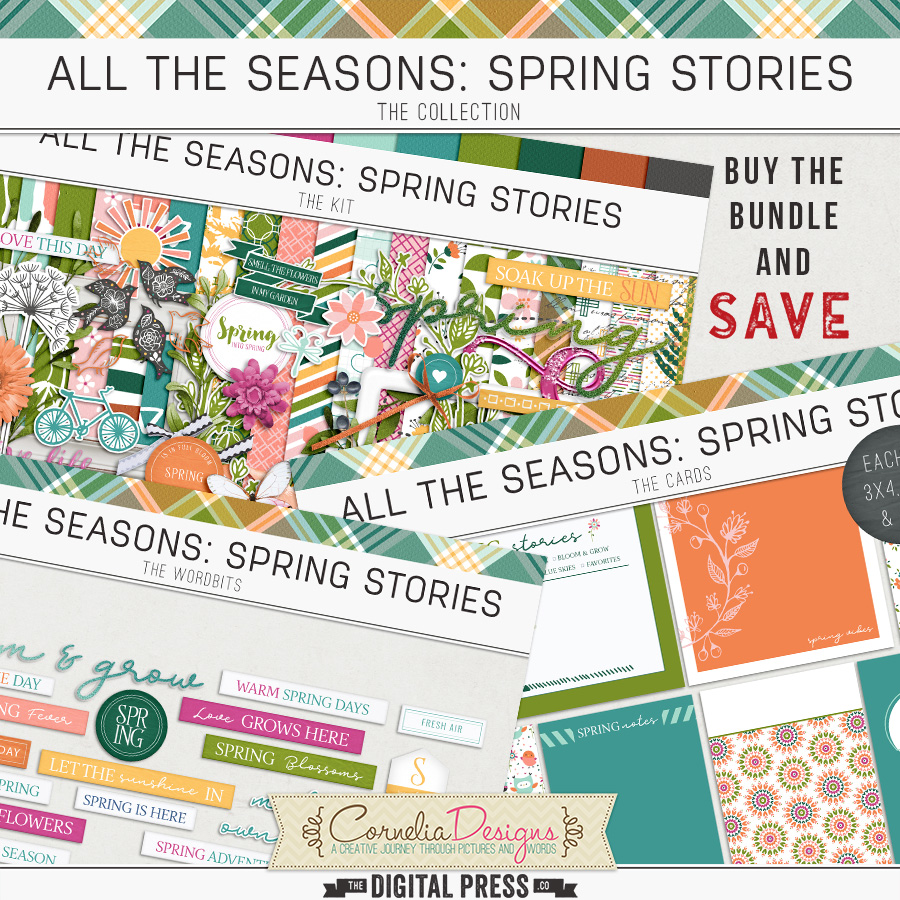 ALL THE SEASONS: SPRING STORIES | COLLECTION