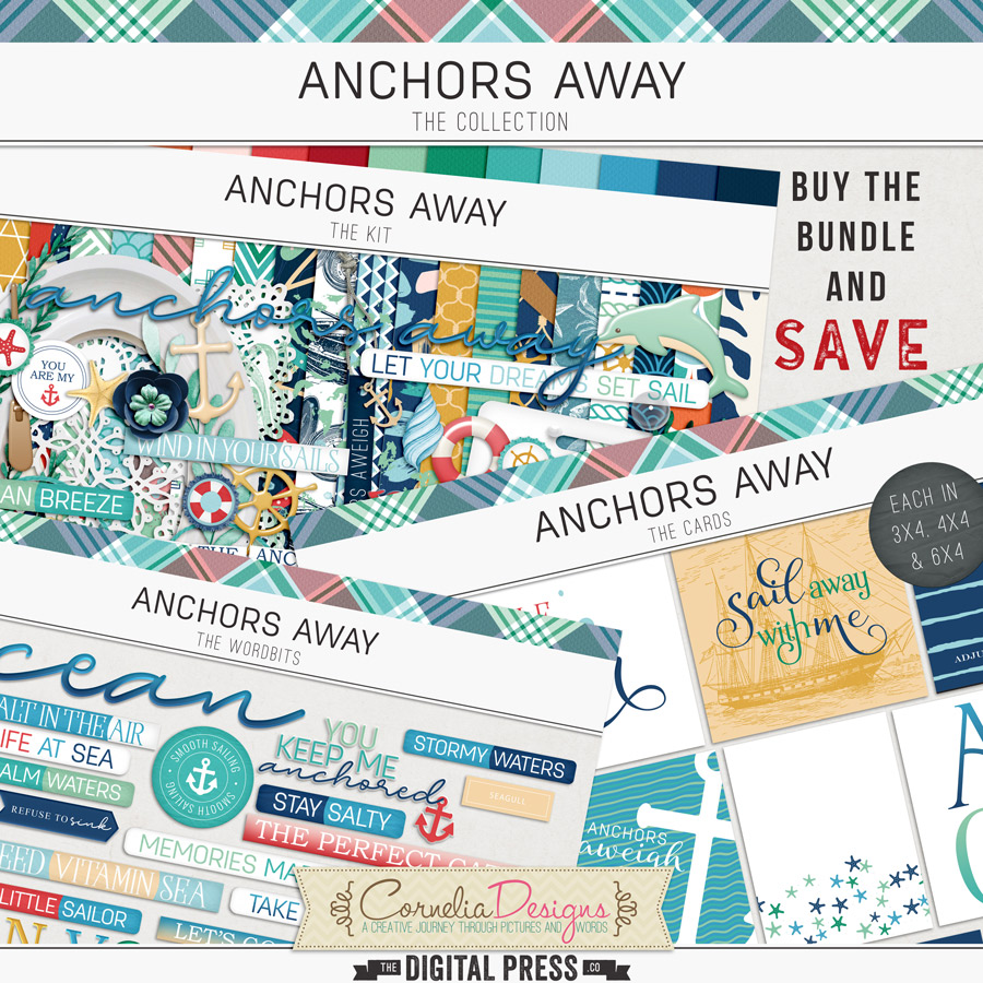 ANCHORS AWAY | COLLECTION