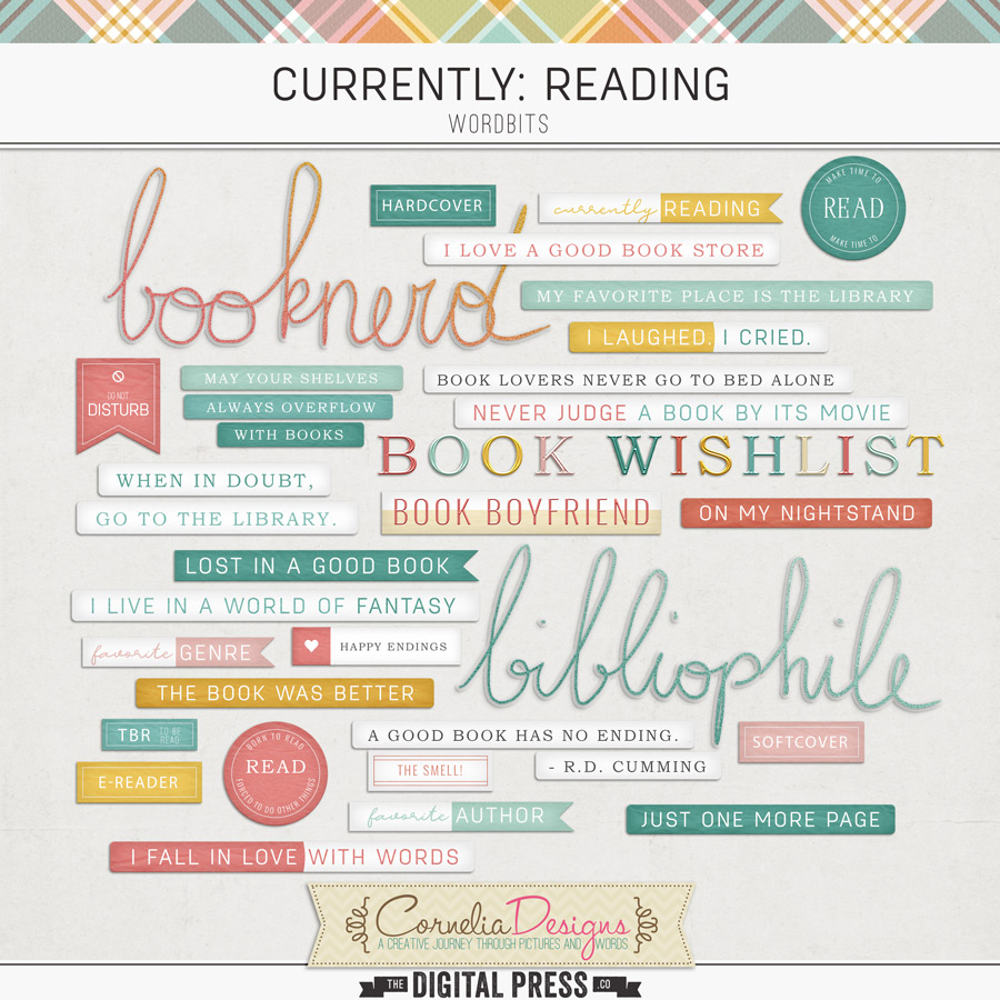 CURRENTLY: READING | WORDBITS