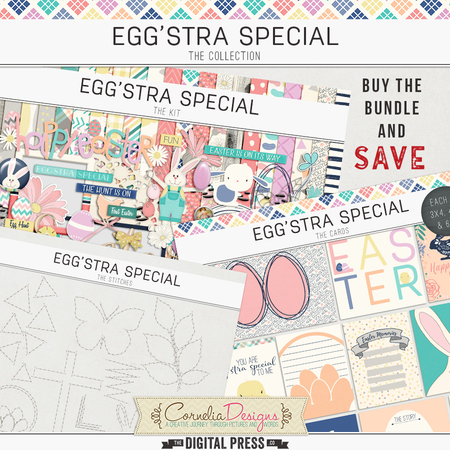 Egg'stra Special Collaboration | Bundle