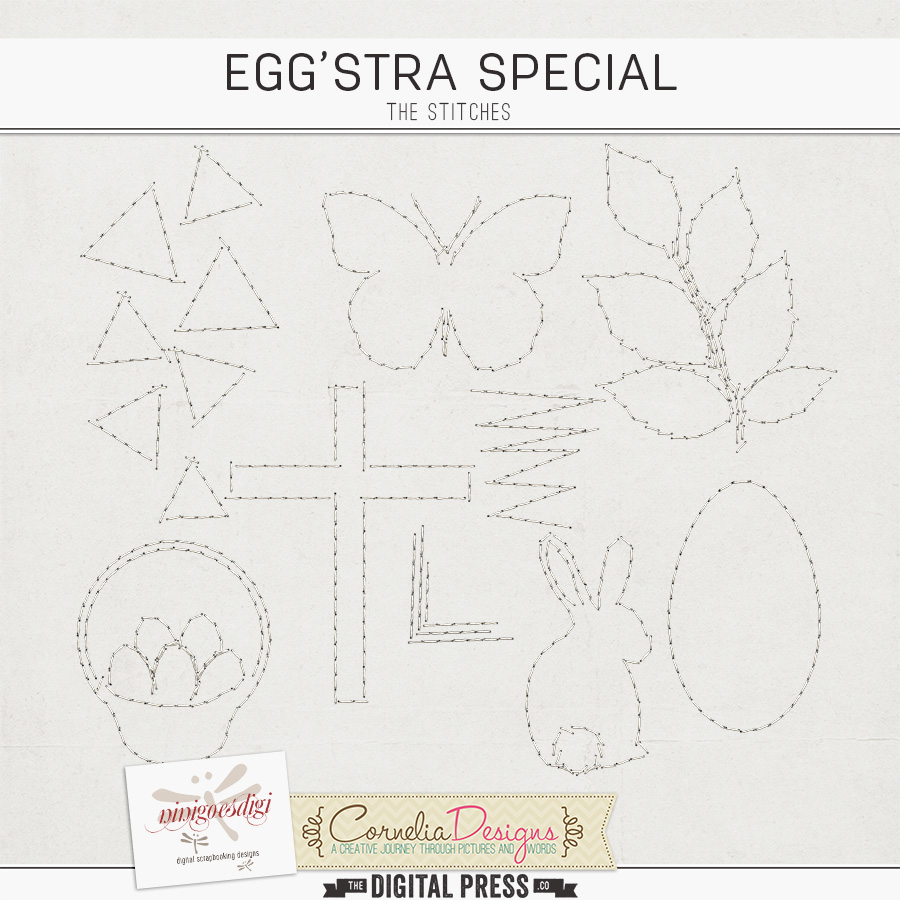 Egg'stra Special Collaboration | Stitches