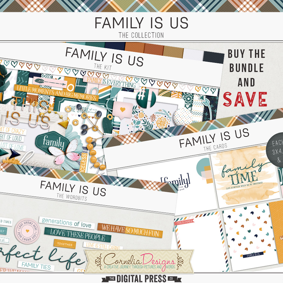 FAMILY IS US | COLLECTION