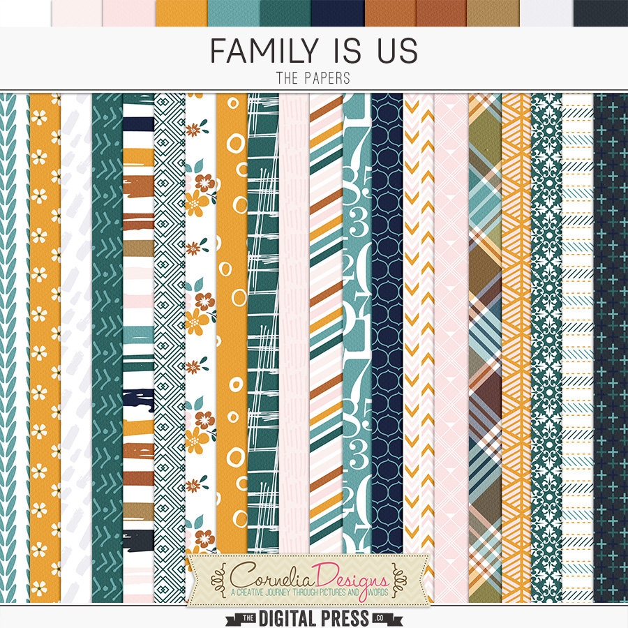 FAMILY IS US | PAPERS