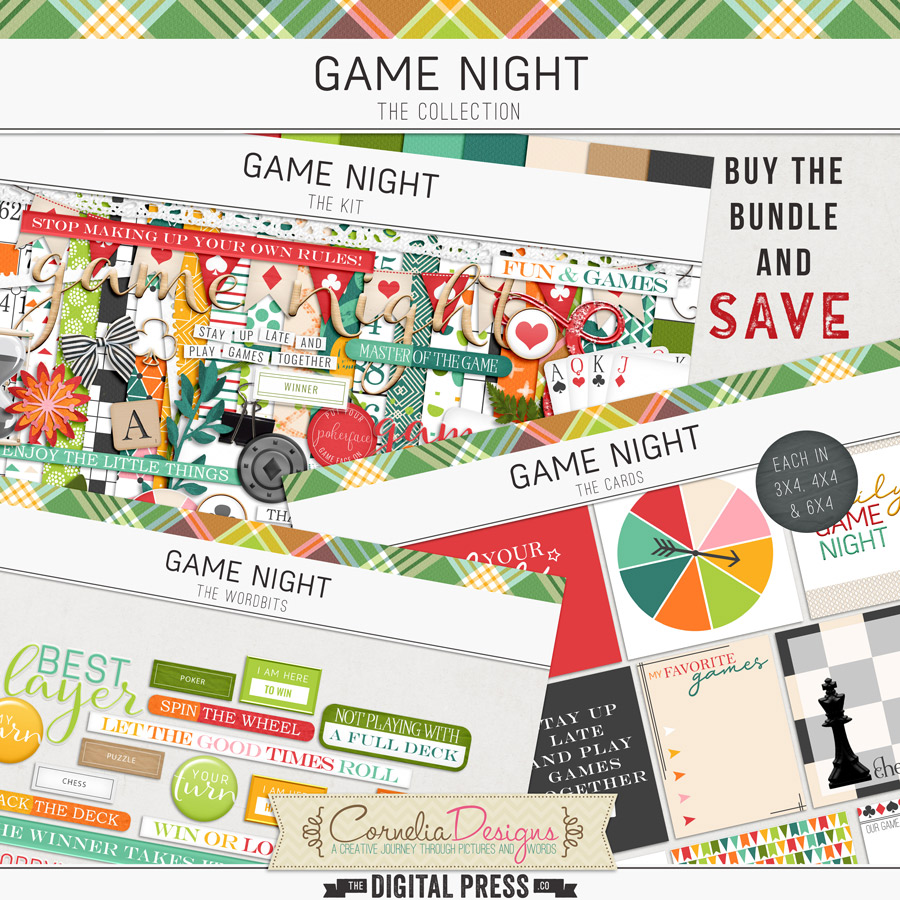 GAME NIGHT | COLLECTION