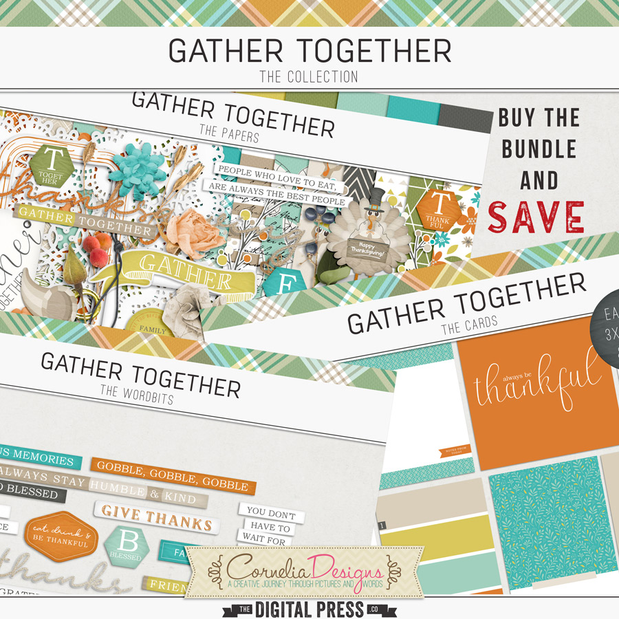 GATHER TOGETHER   COLLECTION