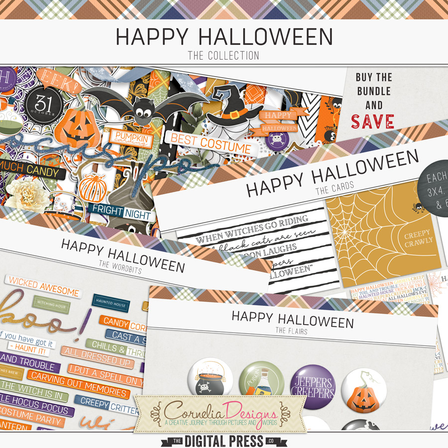 HAPPY HALLOWEEN | COLLECTION