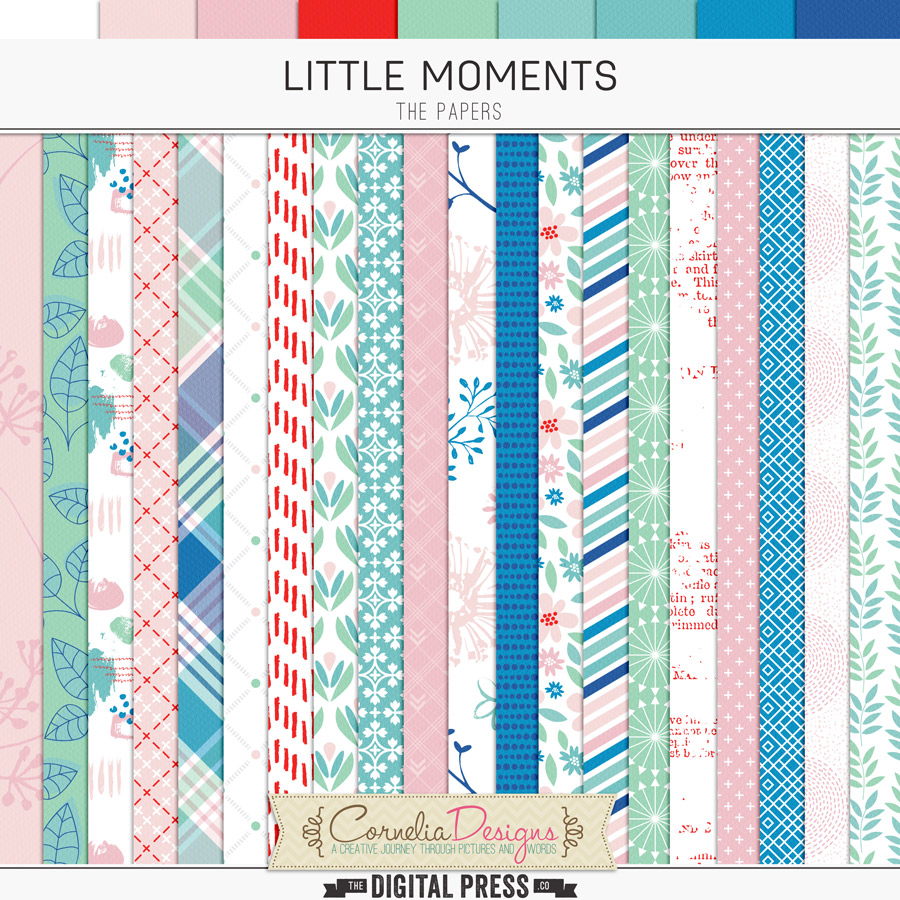 LITTLE MOMENTS | PAPERS