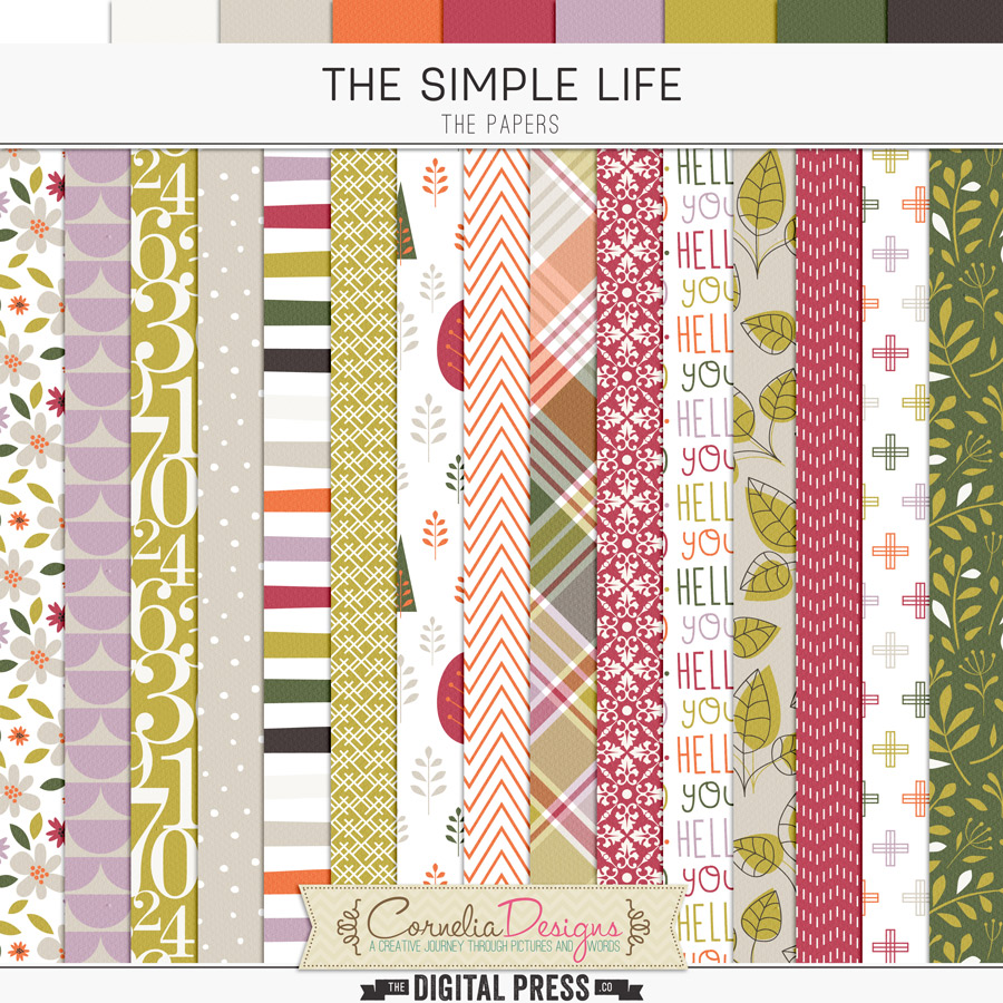 THE SIMPLE LIFE | PAPERS