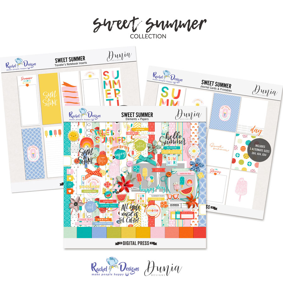 Sweet Summer Collab | Collection