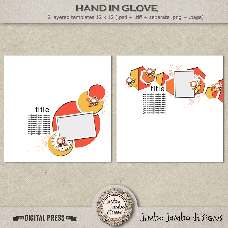 Hand in glove | Templates