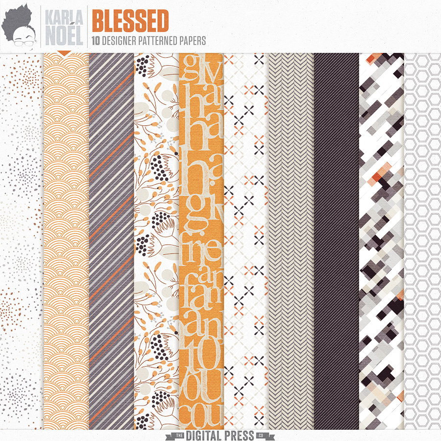 Blessed | papers