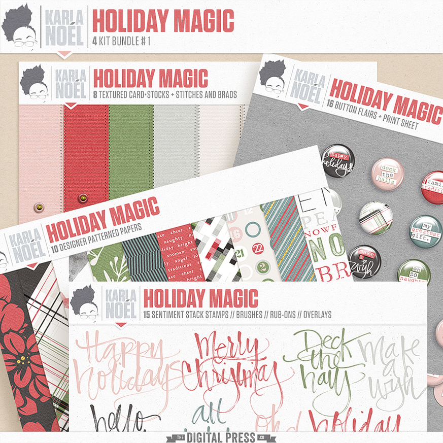 Holiday Magic | bundle 1