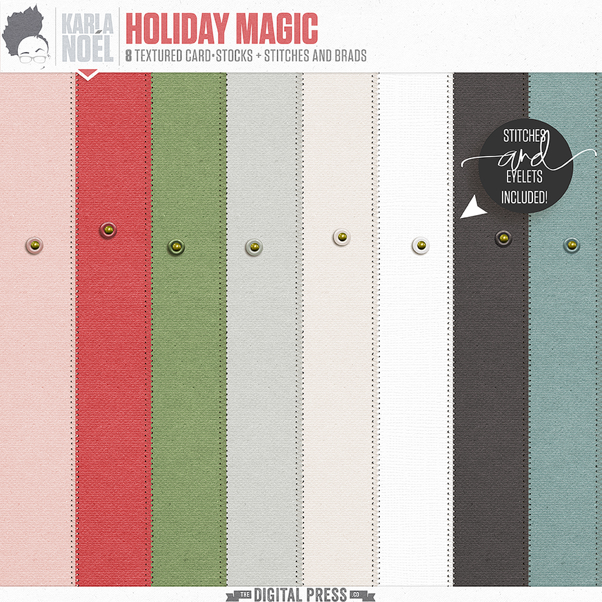Holiday Magic | solids