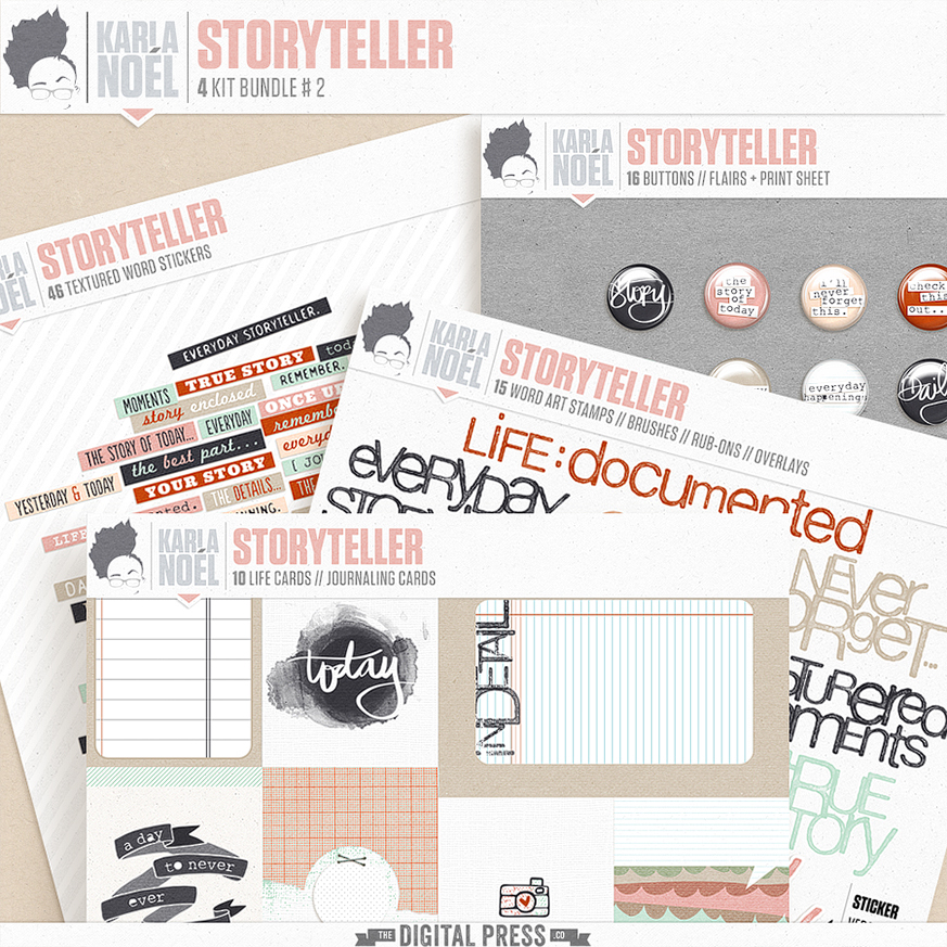 Storyteller | bundle #2