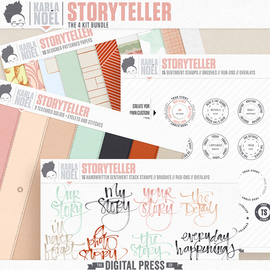 Storyteller | the bundle