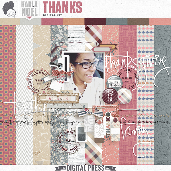 Thanks | digital kit