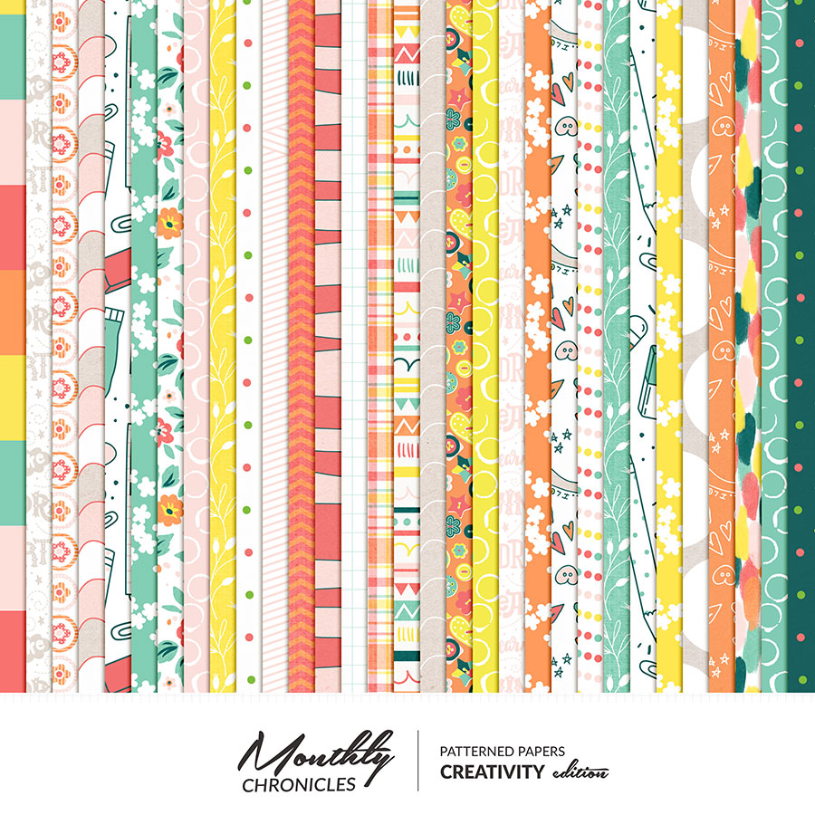 Monthly Chronicles | Creativity Papers