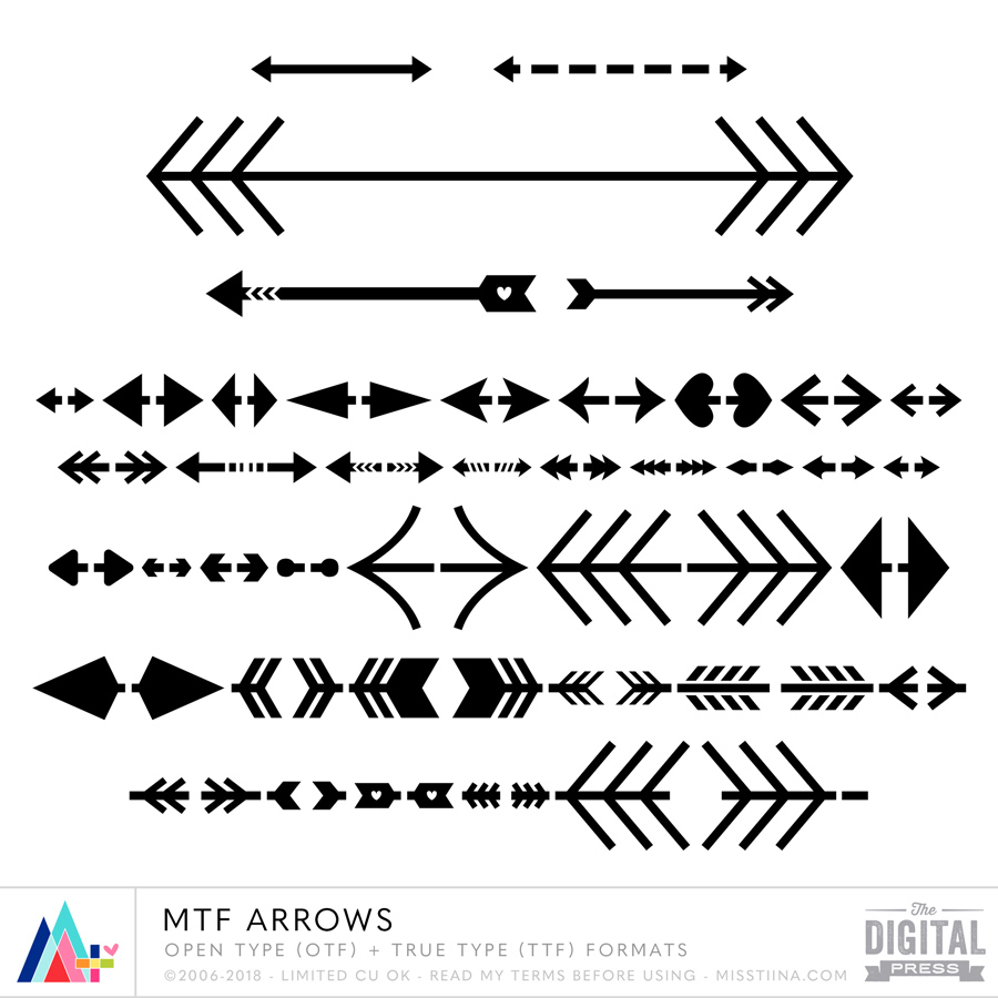 MTF Arrows