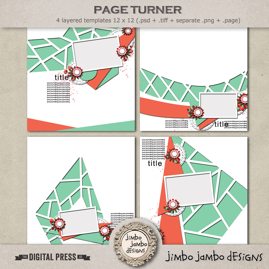Page turner | Templates