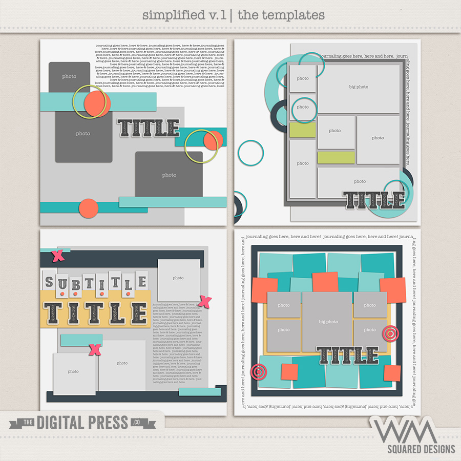 Simplified v.1 | The Templates