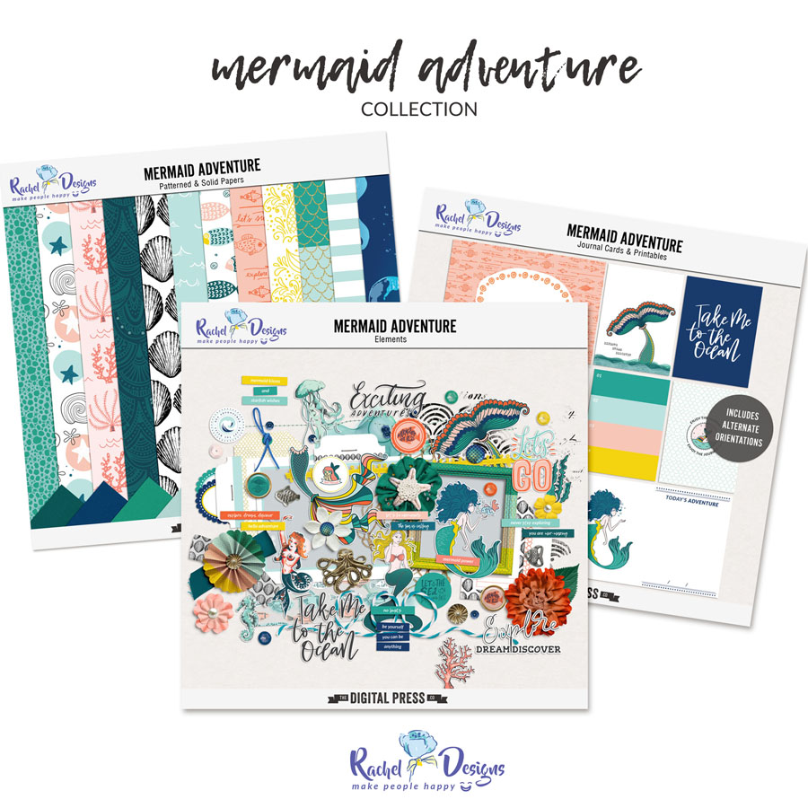 Mermaid Adventure | Collection