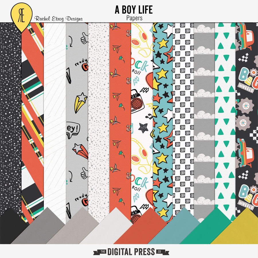 A Boy Life | Papers