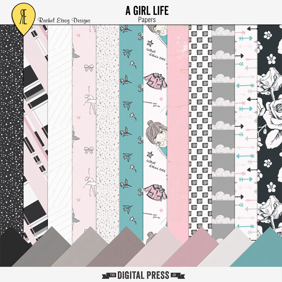 A Girl Life   Papers