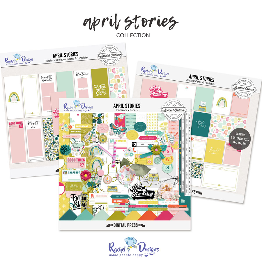 April Stories | Collection