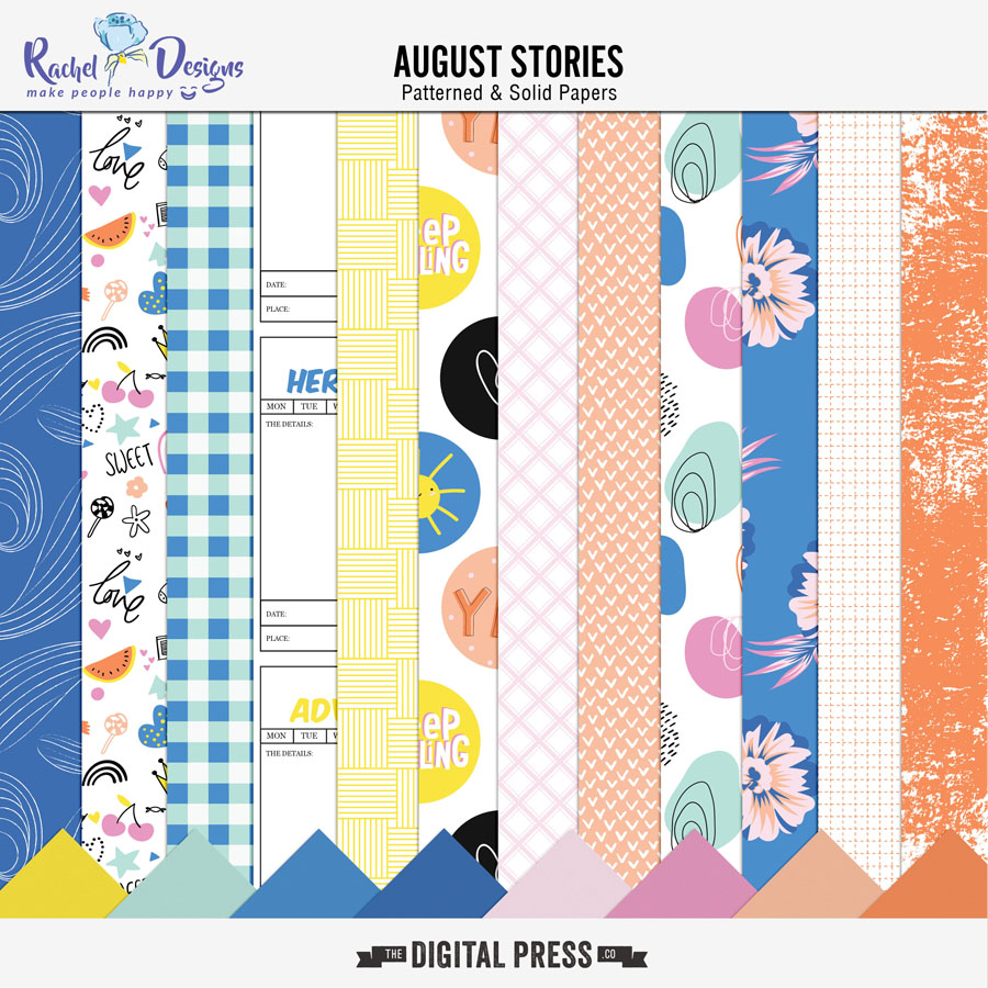 August Stories | Papers