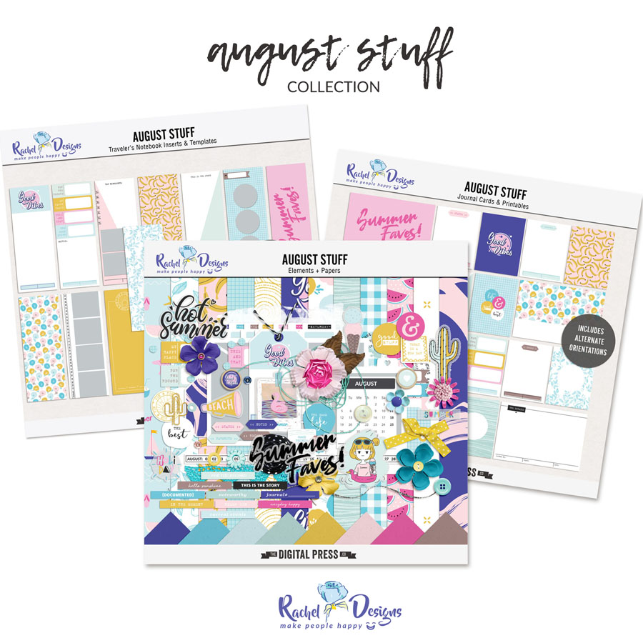 August Stuff | Collection