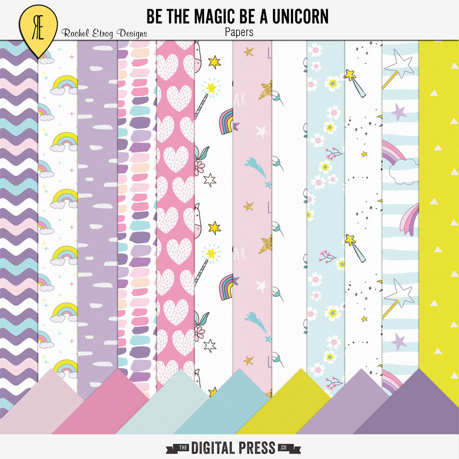 Be The Magic Be A Unicorn | Papers