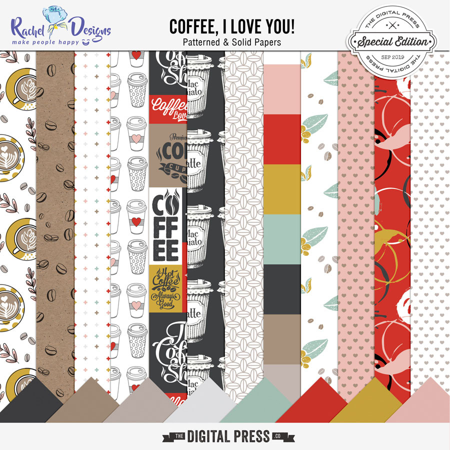 Coffee I Love You | Papers
