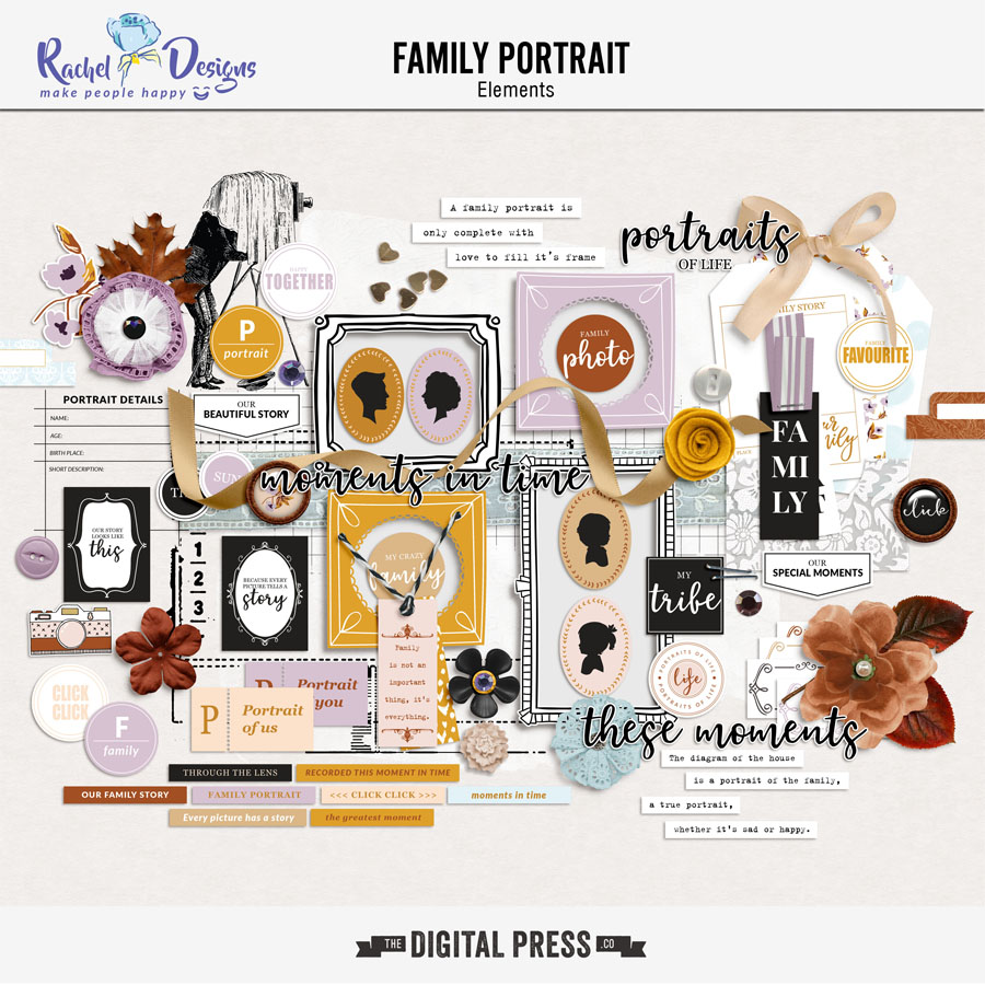 Family Portrait | Elements