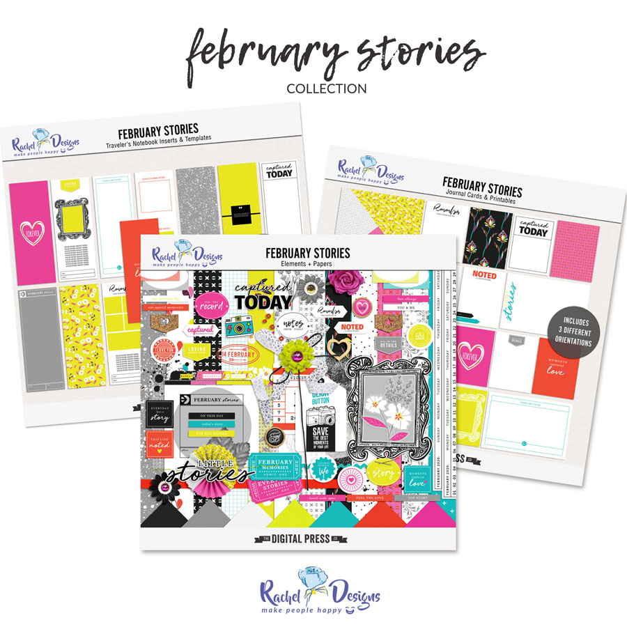 February Stories   Collection