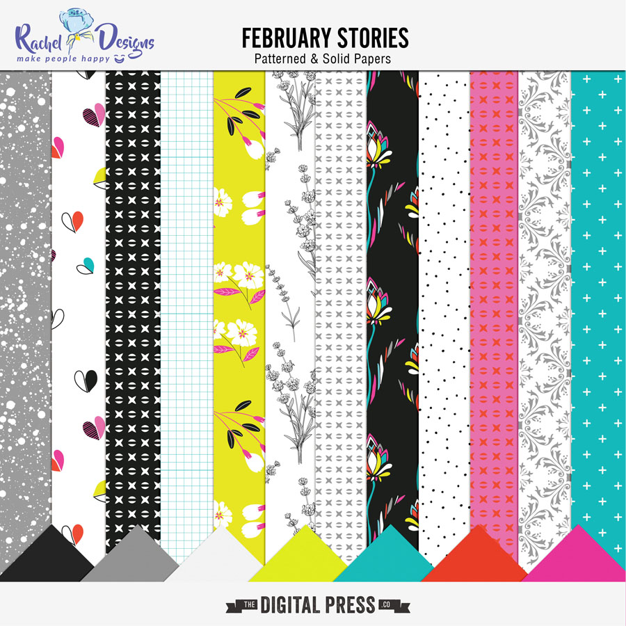 February Stories | Papers