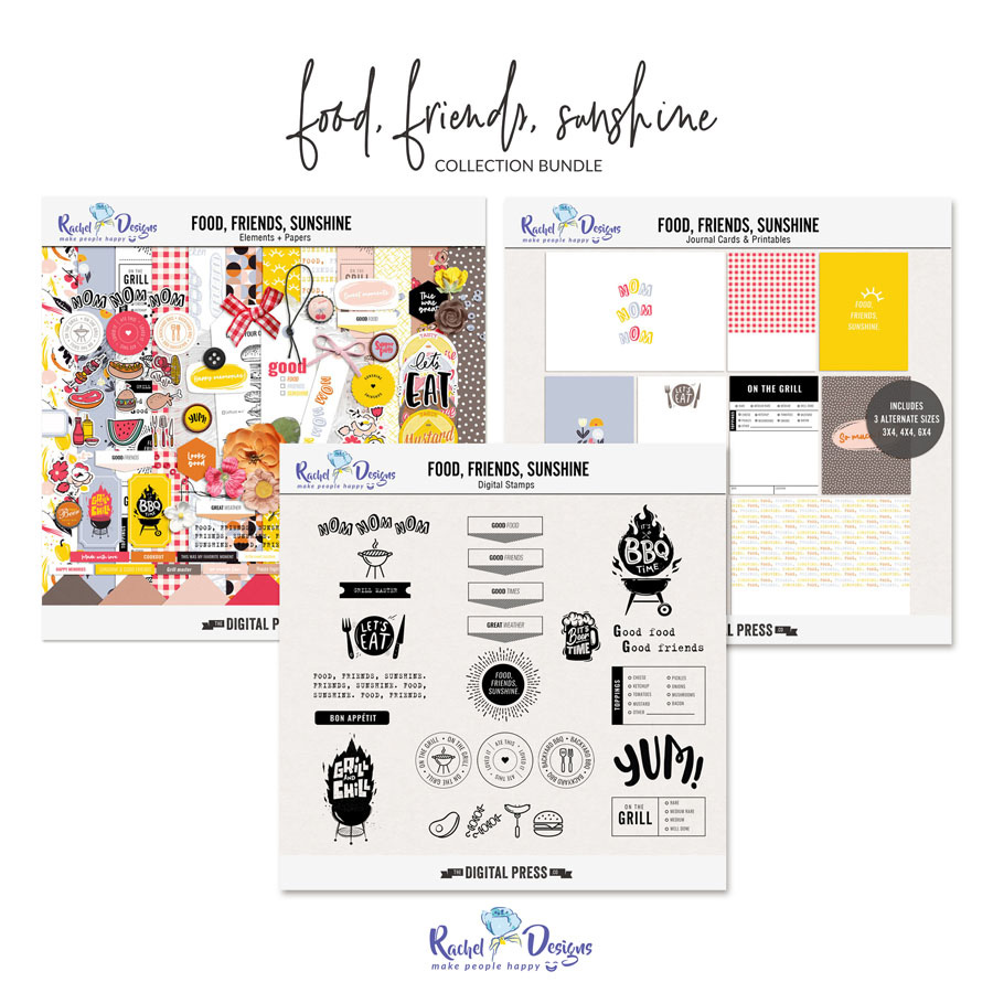 Food Friends Sunshine | Collection