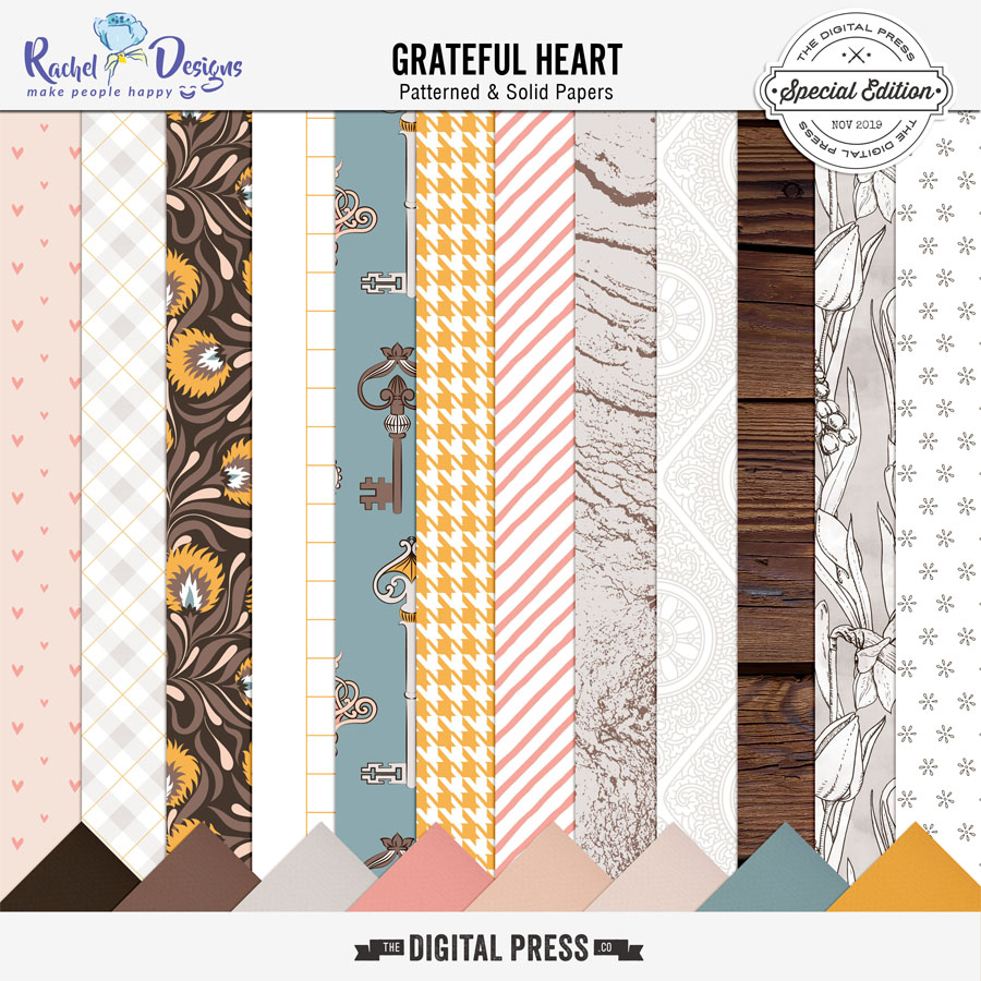 Grateful Heart | Papers