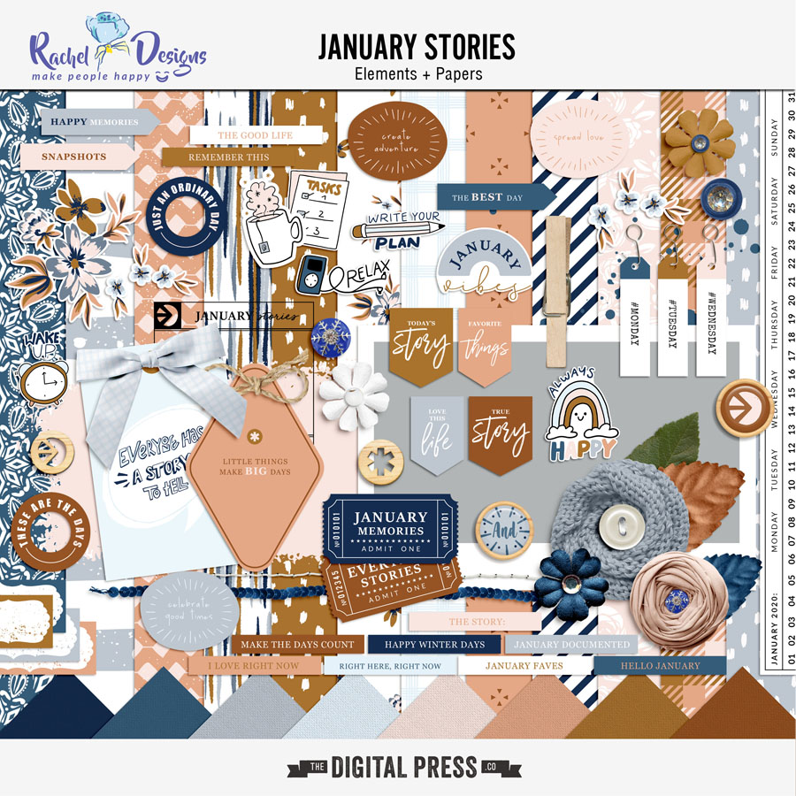 January Stories | Kit